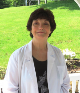 Joan Esposito, RD, Clinical Dietician and Legend Quarterly All Star